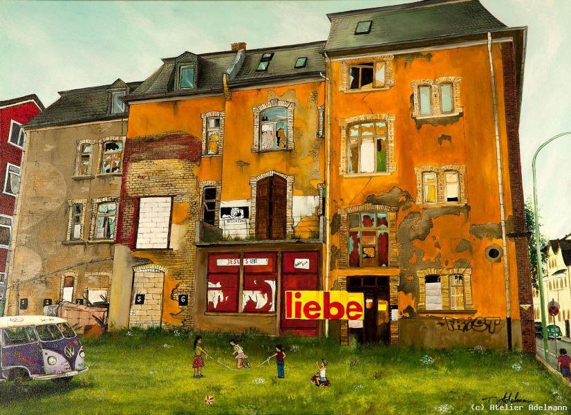 Liebe Haus Giessen Von Atelier Adelmann Www Atelier Adelmann De At