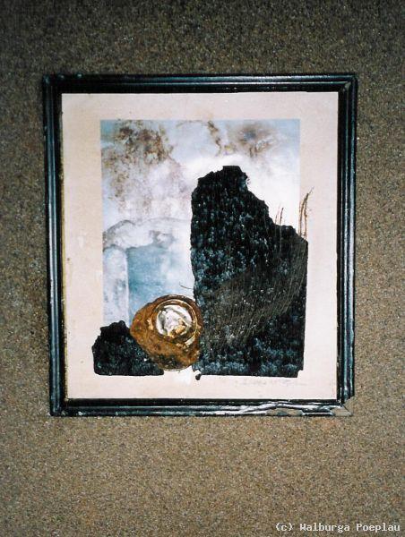 aus dem rahmen gefallen von walburga poeplau at k nstler kunst und. Black Bedroom Furniture Sets. Home Design Ideas