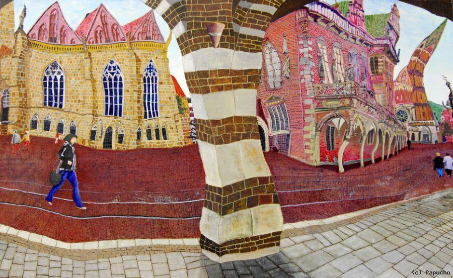 Künstler Bremen bremer arkaden papucho at artists24 künstler kunst und