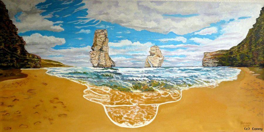 Große Meeresbucht Kreuzworträtsel