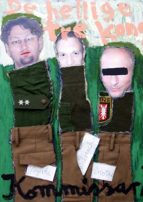 De Hellige Tre Konger Von Kommissar Hjuler Mama Baer At Artists24