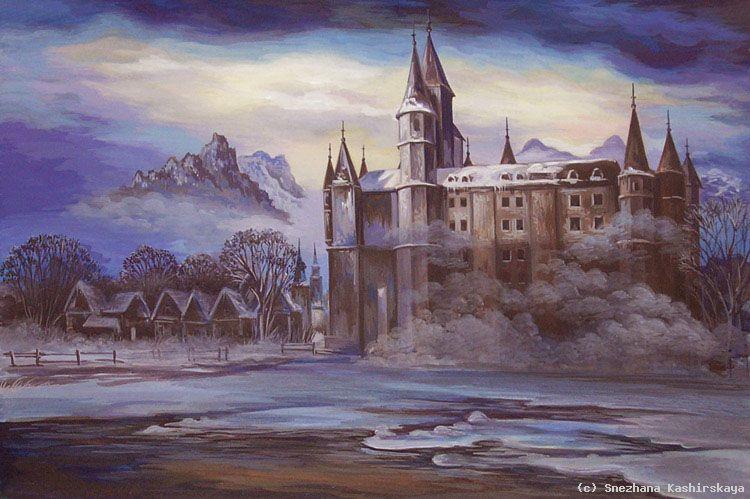 картинка к произведению мусоргского старый замок приколы пляже